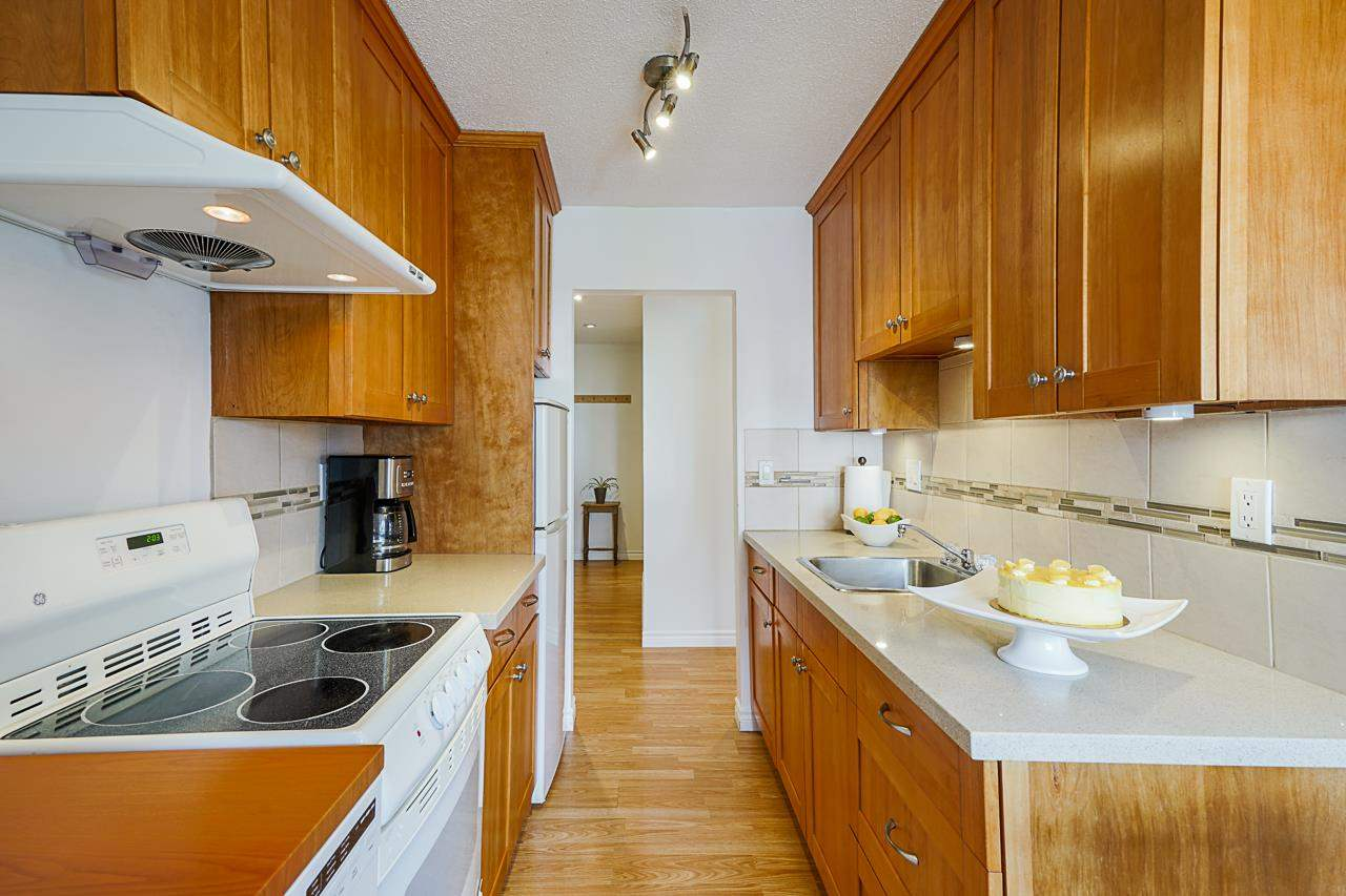 204 214 E 15 STREET - Central Lonsdale Apartment/Condo for sale, 1 Bedroom (R2578274) - #1