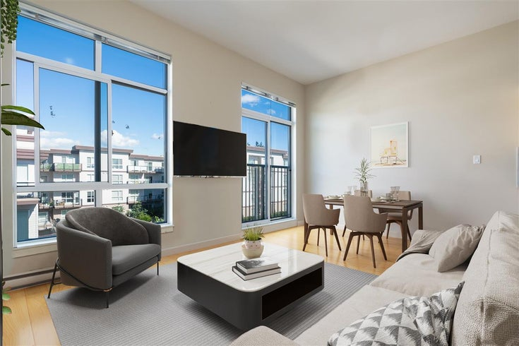 505 13728 108 AVENUE - Whalley Apartment/Condo for sale, 1 Bedroom (R2578323)