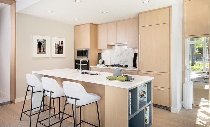 509 5608 BERTON AVENUE - University VW Apartment/Condo for sale, 2 Bedrooms (R2578332)