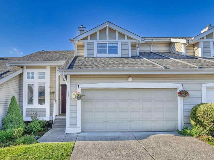 28 20788 87 AVENUE - Walnut Grove Townhouse for sale, 4 Bedrooms (R2578359)