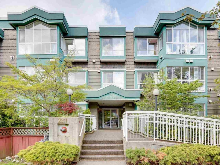 309 2211 WALL STREET - Hastings Apartment/Condo for sale, 1 Bedroom (R2578371)