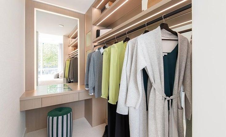 1204 5608 BERTON AVENUE - University VW Apartment/Condo for sale, 1 Bedroom (R2578381)