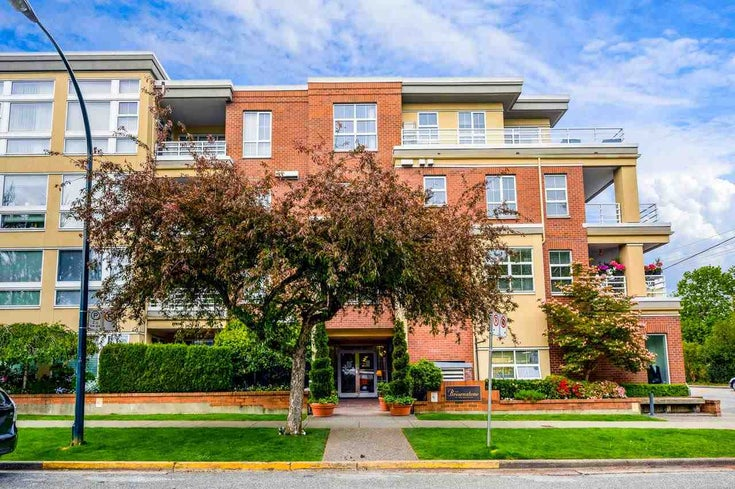 206 2105 W 42ND AVENUE - Kerrisdale Apartment/Condo for sale, 1 Bedroom (R2578397)