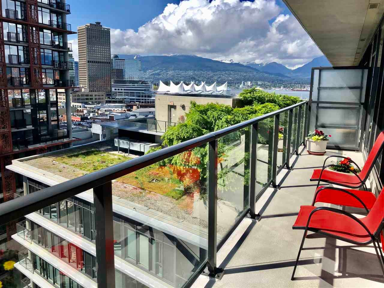 1406 108 W CORDOVA STREET - Downtown VW Apartment/Condo for sale, 1 Bedroom (R2578411) - #1