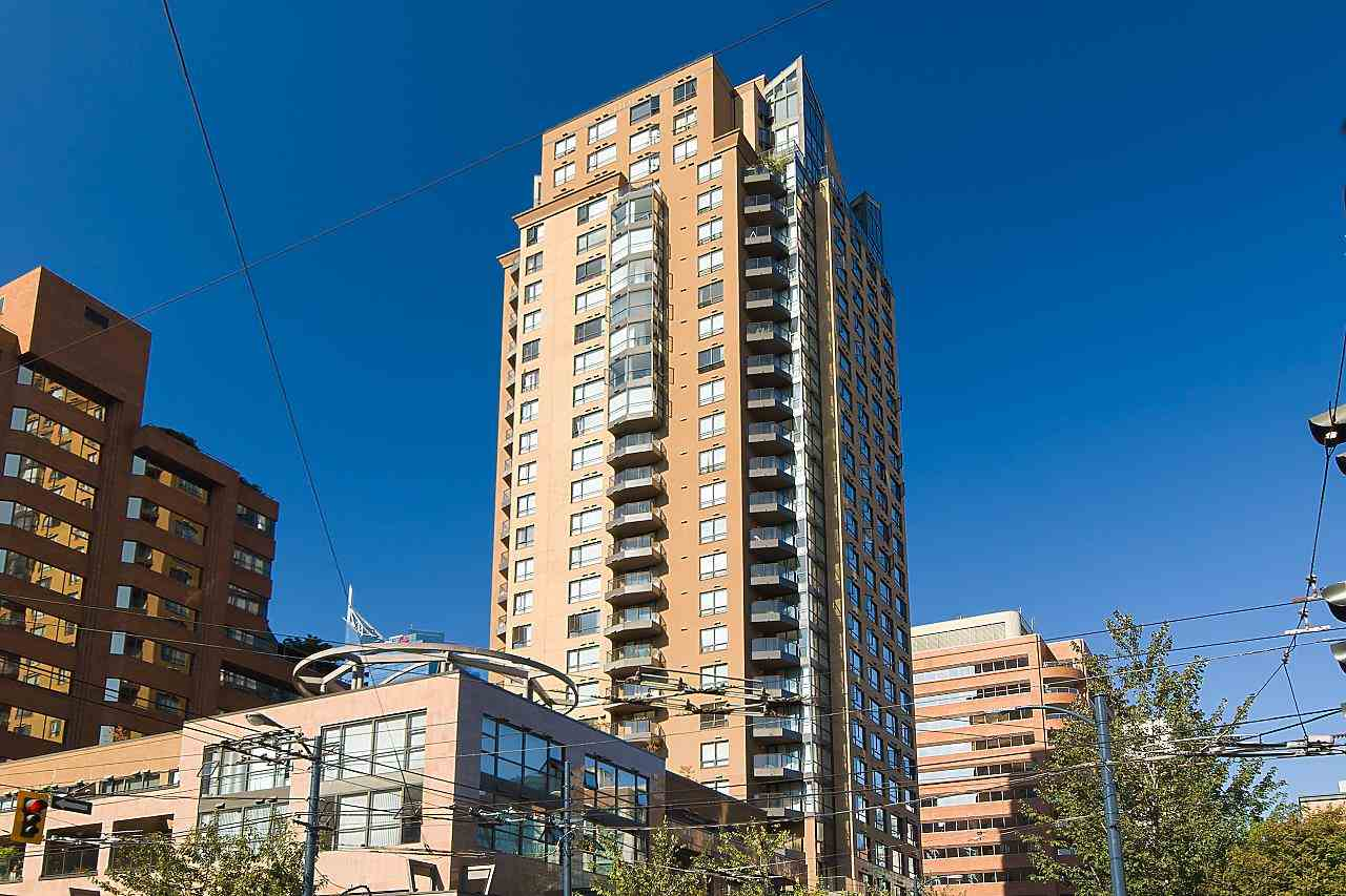 707 1189 HOWE STREET - Downtown VW Apartment/Condo for sale, 1 Bedroom (R2578416) - #1