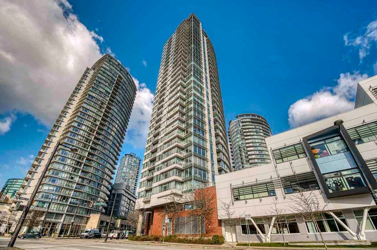 3303 688 ABBOTT STREET - Downtown VW Apartment/Condo for sale, 2 Bedrooms (R2578467)