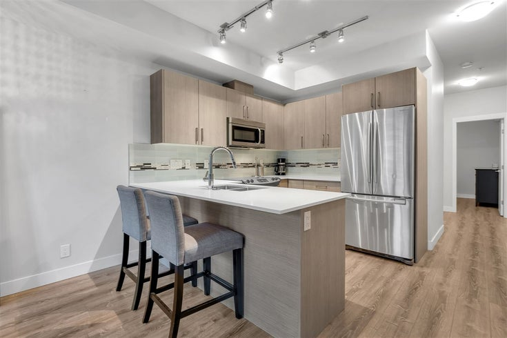 211 388 KOOTENAY STREET - Hastings Sunrise Apartment/Condo for sale, 1 Bedroom (R2578486)