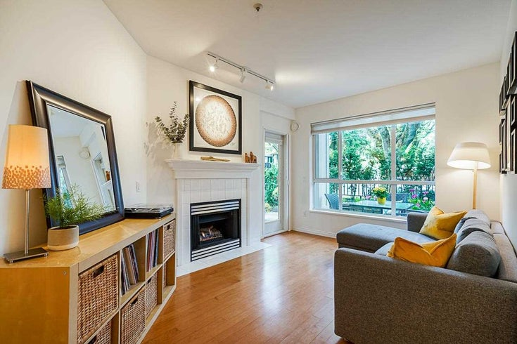 110 2755 MAPLE STREET - Kitsilano Apartment/Condo for sale, 2 Bedrooms (R2578498)