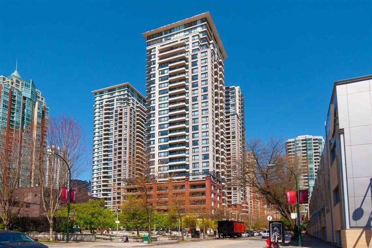 1802 977 MAINLAND STREET - Yaletown Apartment/Condo for sale, 1 Bedroom (R2578519)