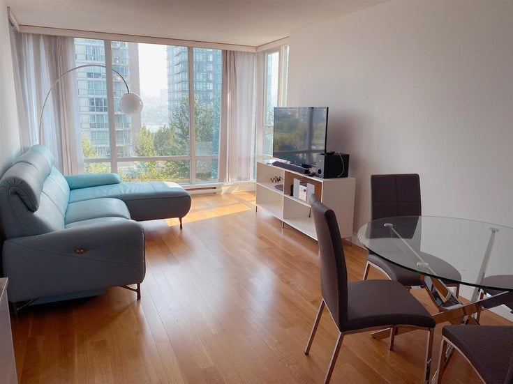 701 1438 RICHARDS STREET - Yaletown Apartment/Condo for sale, 1 Bedroom (R2578537)