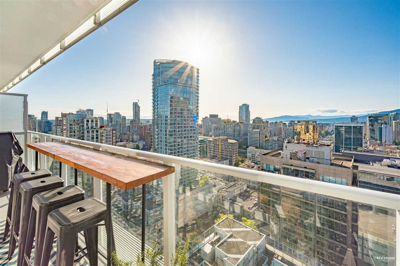 3103 777 RICHARDS STREET - Downtown VW Apartment/Condo for sale, 1 Bedroom (R2578541) - #1