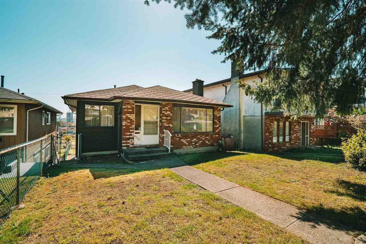 4760 UNION STREET - Brentwood Park House/Single Family for sale, 4 Bedrooms (R2578570)