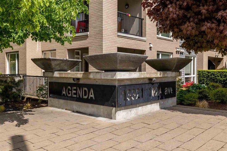 306 13321 102A AVENUE - Whalley Apartment/Condo for sale, 1 Bedroom (R2578593)