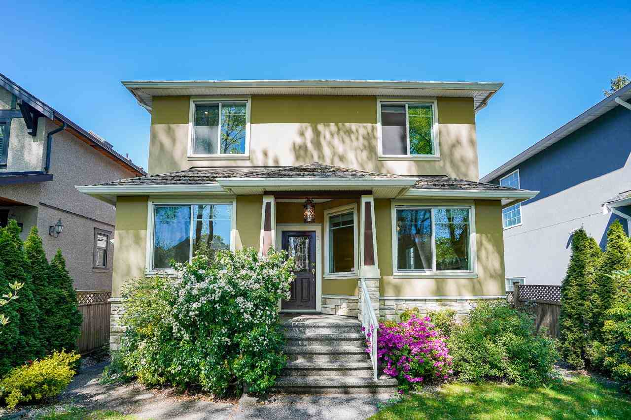 3445 W 10TH AVENUE - Kitsilano House/Single Family for sale, 6 Bedrooms (R2578599)