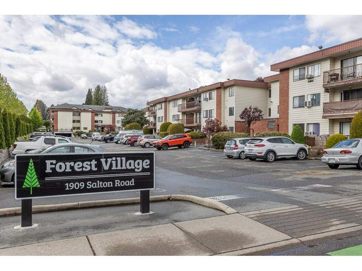 231 1909 SALTON ROAD - Central Abbotsford Apartment/Condo for sale, 2 Bedrooms (R2578612)