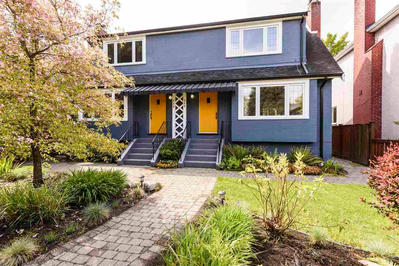 328-330 W 16TH AVENUE - Cambie House/Single Family for sale, 6 Bedrooms (R2578637)
