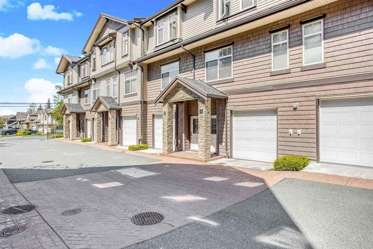 5 2950 LEFEUVRE ROAD - Abbotsford West Townhouse for sale, 3 Bedrooms (R2578645)
