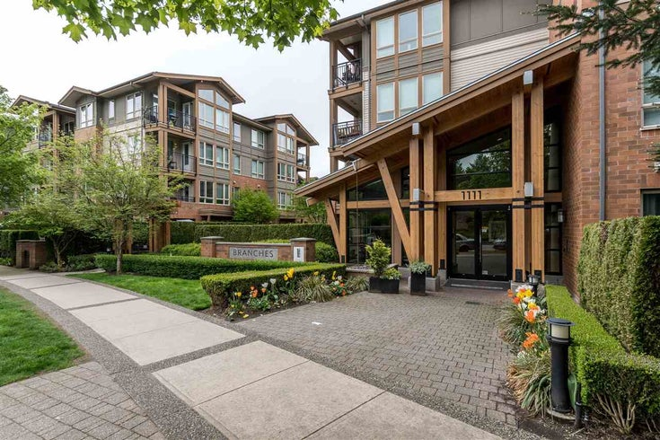 202 1111 E 27TH STREET - Lynn Valley Apartment/Condo for sale, 2 Bedrooms (R2578668)