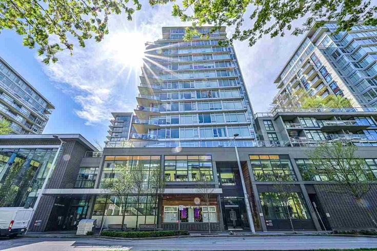 603 168 W 1ST AVENUE - False Creek Apartment/Condo for sale, 1 Bedroom (R2578683)