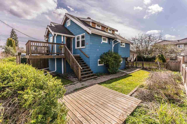 256 BOYNE STREET - Queensborough House/Single Family for sale, 3 Bedrooms (R2578686)