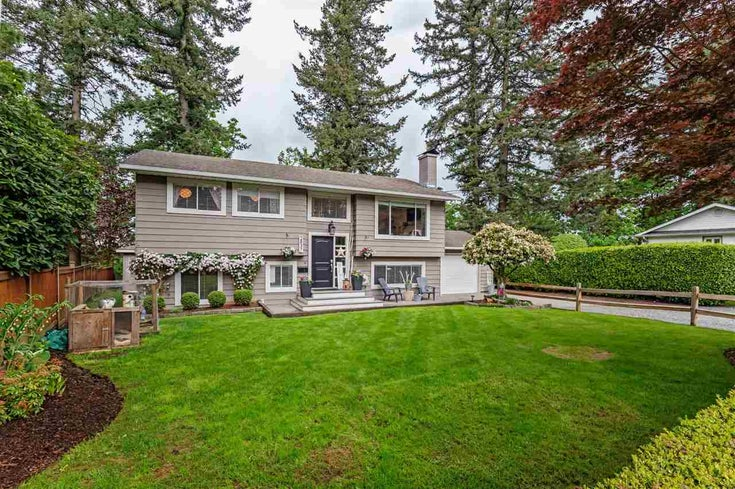 2837 CAMBRIDGE STREET - Central Abbotsford House/Single Family for sale, 5 Bedrooms (R2578760)
