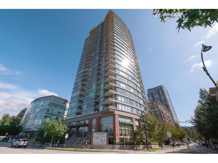 2209 110 BREW STREET STREET - Port Moody Centre Apartment/Condo for sale, 1 Bedroom (R2578766)