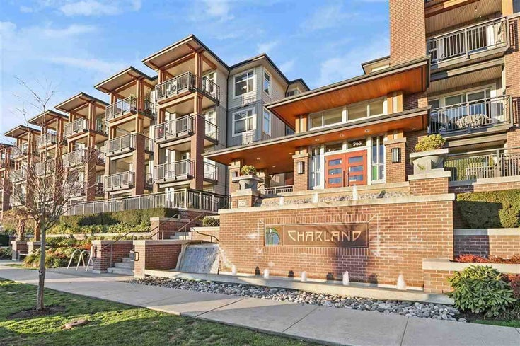1210 963 CHARLAND AVENUE - Central Coquitlam Apartment/Condo for sale, 1 Bedroom (R2578774)