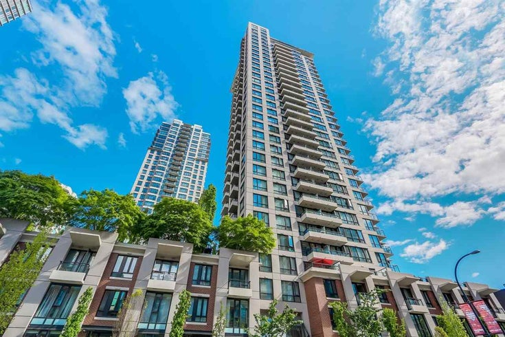 2601 909 MAINLAND STREET - Yaletown Apartment/Condo for sale, 1 Bedroom (R2578781)