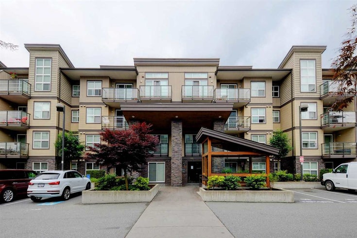 410 30515 CARDINAL AVENUE - Abbotsford West Apartment/Condo for sale, 1 Bedroom (R2578793)