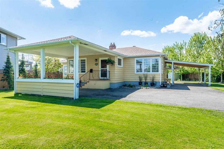 46426 PORTAGE AVENUE - Chilliwack N Yale-Well House/Single Family for sale, 5 Bedrooms (R2578822)
