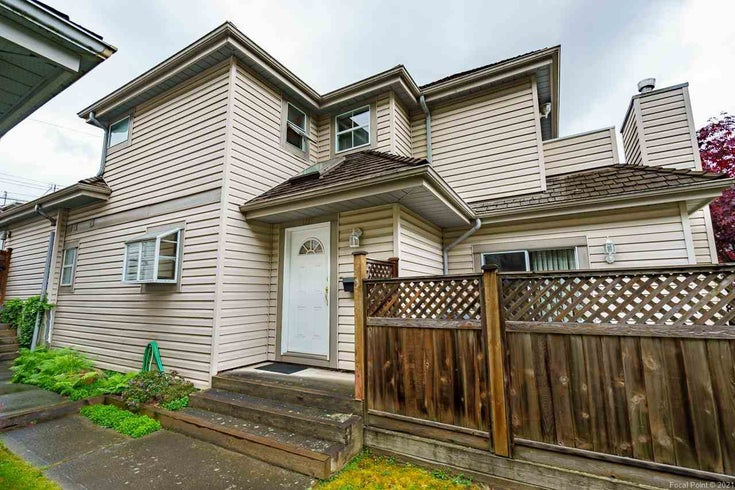 1721 ISLAND AVENUE - South Marine Townhouse for sale, 2 Bedrooms (R2578837)