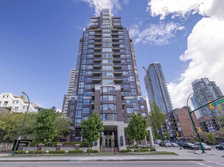 1001 1003 PACIFIC STREET - West End VW Apartment/Condo for sale, 2 Bedrooms (R2578849)