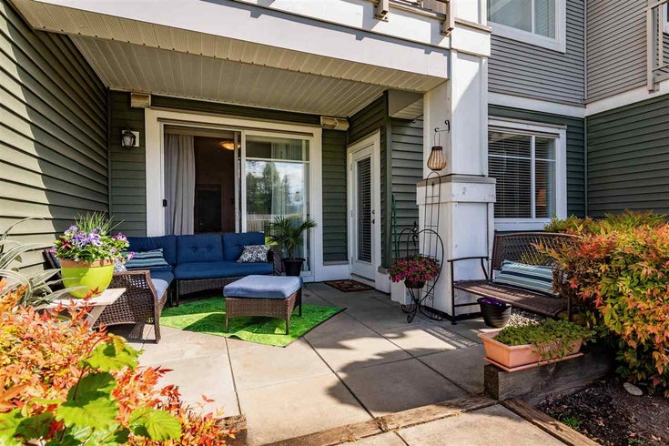 112 46262 FIRST AVENUE - Chilliwack E Young-Yale Apartment/Condo for sale, 1 Bedroom (R2578865)