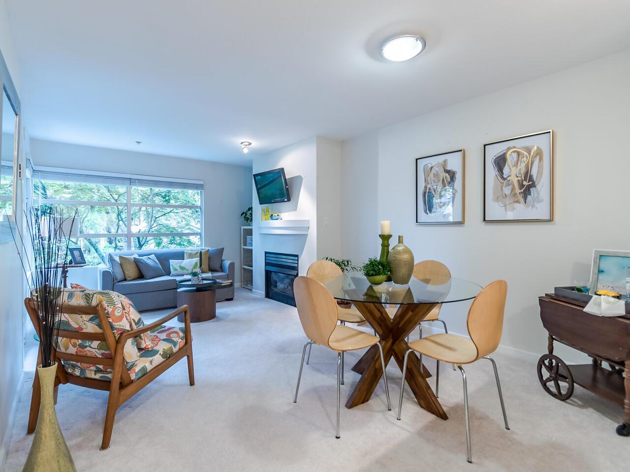 204 3083 W 4TH AVENUE - Kitsilano Apartment/Condo for sale, 1 Bedroom (R2578879)