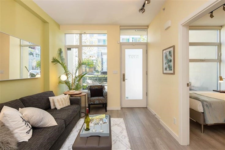 1707 ONTARIO STREET - False Creek Townhouse for sale, 3 Bedrooms (R2578895)