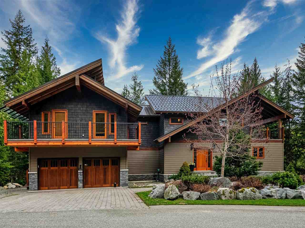 8745 IDYLWOOD PLACE - Alpine Meadows House/Single Family for sale, 7 Bedrooms (R2578936) - #1