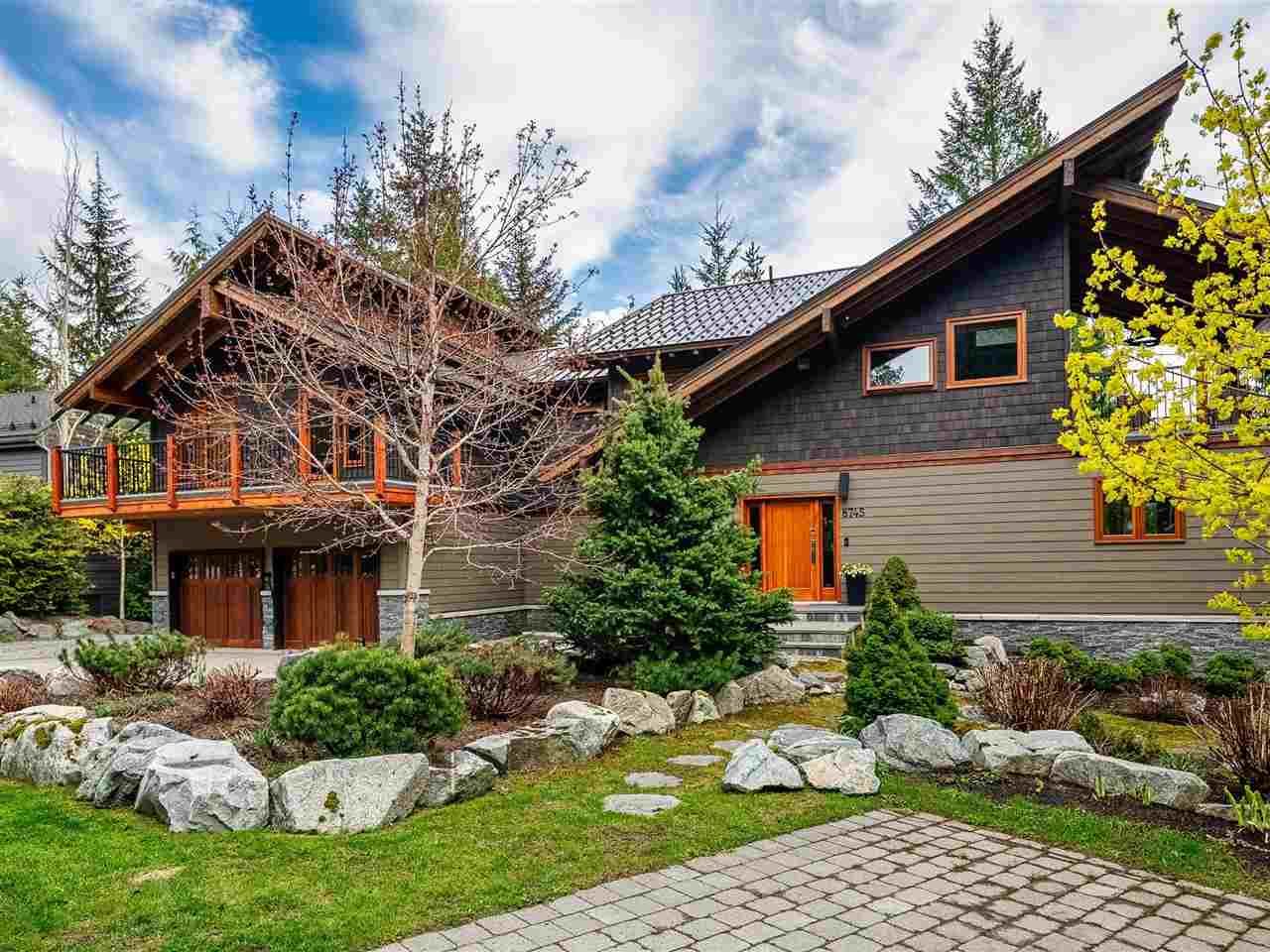 8745 IDYLWOOD PLACE - Alpine Meadows House/Single Family for sale, 7 Bedrooms (R2578936) - #2