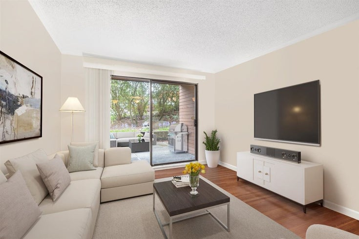 104 37 AGNES STREET - Downtown NW Apartment/Condo for sale, 2 Bedrooms (R2578961)