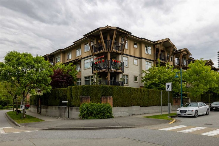 209 500 KLAHANIE DRIVE - Port Moody Centre Apartment/Condo for sale, 2 Bedrooms (R2579011)