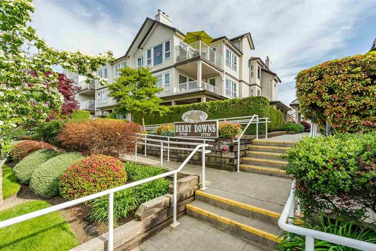 207 17740 58A AVENUE - Cloverdale BC Apartment/Condo for sale, 2 Bedrooms (R2579014)