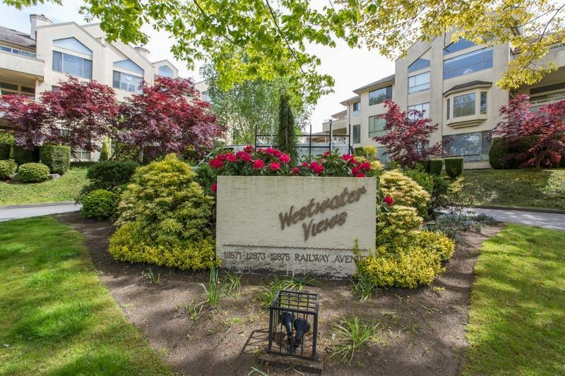 321 12873 RAILWAY AVENUE - Steveston South Apartment/Condo for sale, 2 Bedrooms (R2579022)