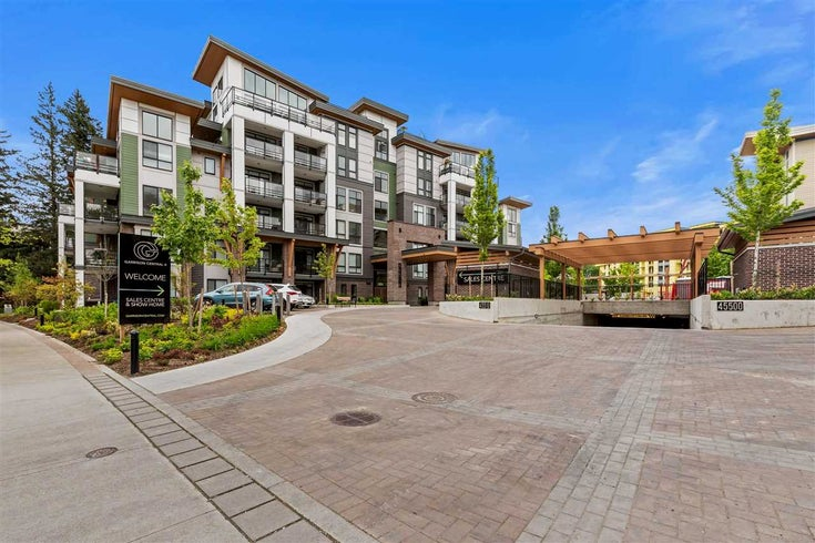 502 45510 MARKET WAY - Vedder S Watson-Promontory Apartment/Condo for sale, 2 Bedrooms (R2579033)