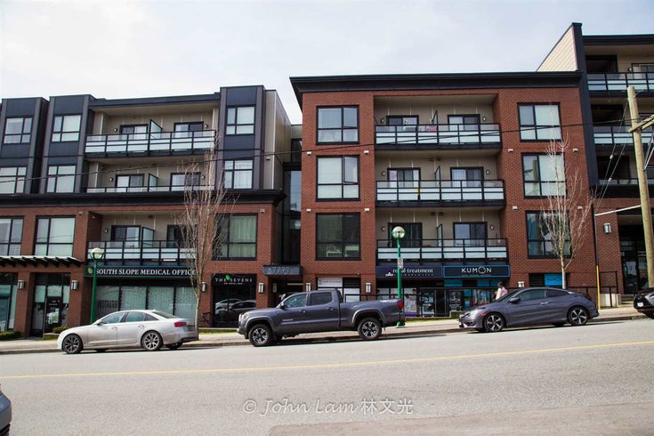 204 7777 ROYAL OAK AVENUE - South Slope Apartment/Condo for sale, 1 Bedroom (R2579104)