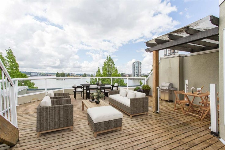 406 31 RELIANCE COURT - Quay Apartment/Condo for sale, 2 Bedrooms (R2579120)