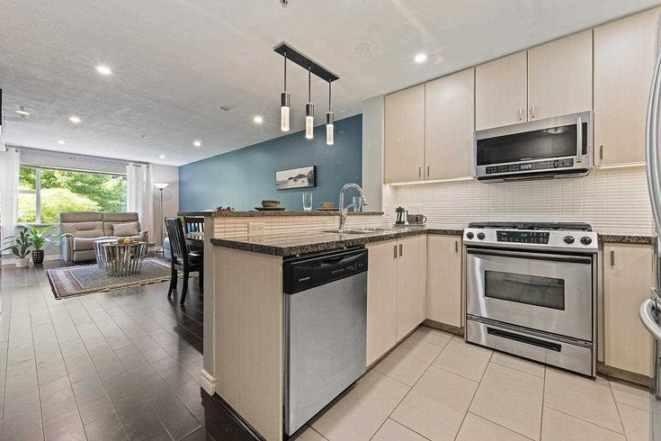 208 6888 SOUTHPOINT DRIVE - South Slope Apartment/Condo for sale, 2 Bedrooms (R2579130)