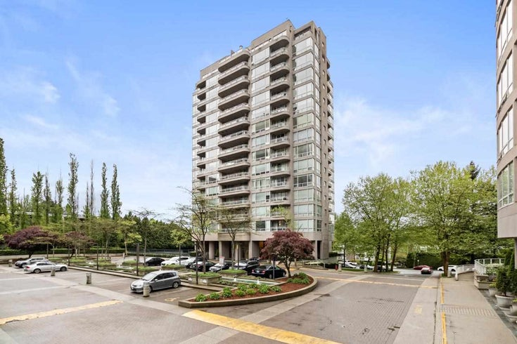 1208 9623 MANCHESTER DRIVE - Cariboo Apartment/Condo for sale, 2 Bedrooms (R2579133)