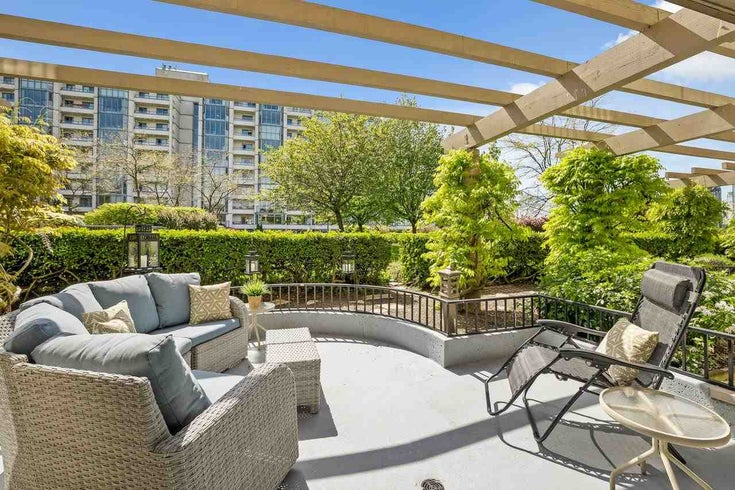 109 525 WHEELHOUSE SQUARE - False Creek Apartment/Condo for sale, 1 Bedroom (R2579148)