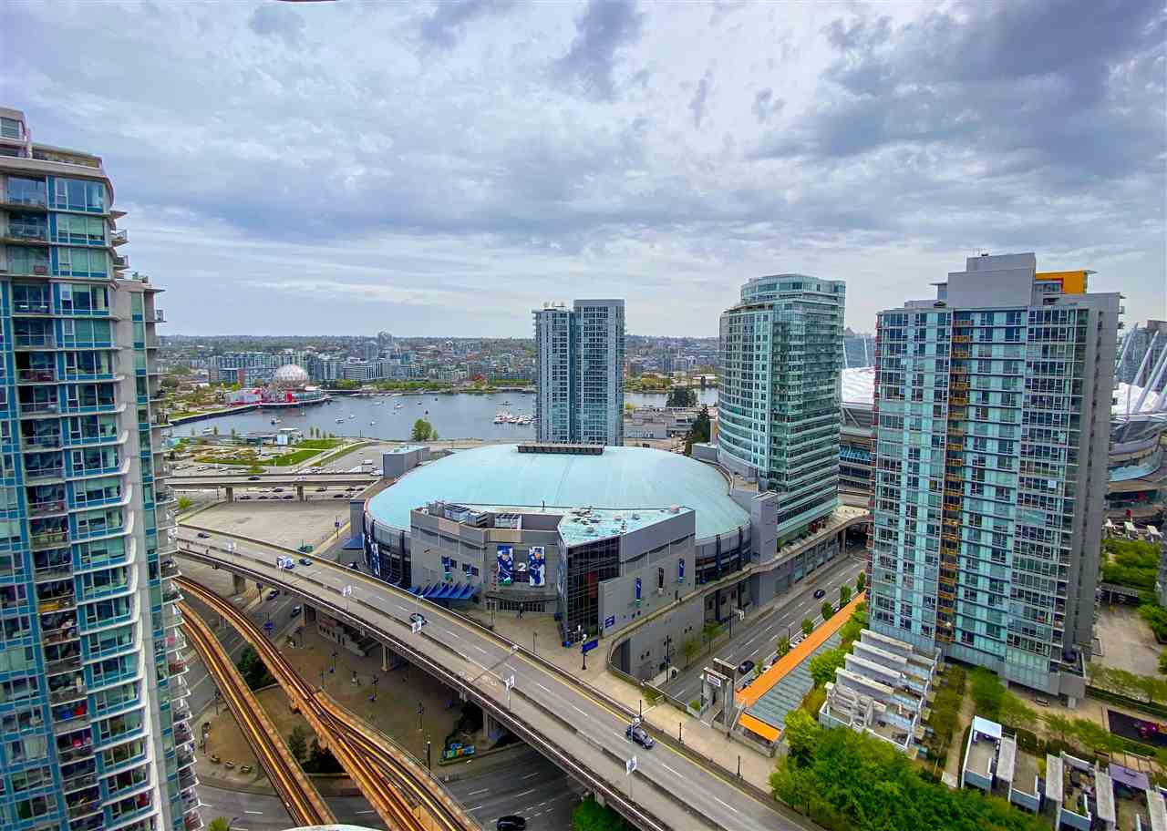 3206 188 KEEFER PLACE - Downtown VW Apartment/Condo for sale, 2 Bedrooms (R2579171) - #1