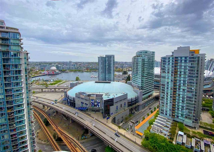 3206 188 KEEFER PLACE - Downtown VW Apartment/Condo for sale, 2 Bedrooms (R2579171)
