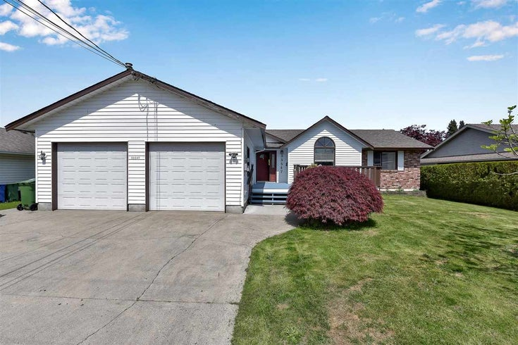 33547 HUGGINS AVENUE - Central Abbotsford House/Single Family for sale, 5 Bedrooms (R2579173)